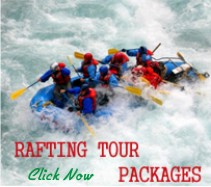 Rafting Tour Packages